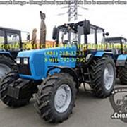 Трактор Беларус МТЗ 1221.2 (1221.2-0000010-220) ТРОПИК фото