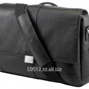 Сумка для ноутбука AX676AA HP Elite Leather Messenger 15,6 фото