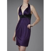 Прокат праздничного платья Marc Bouwer Short halter dress фото