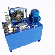 Производство маслостанций (гидростанций) фото