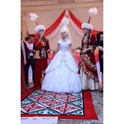 Свадебные платья, казак койлек фото