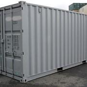 Изготовление контейнеров фото