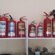 Огнетушитель порошковый ОП — 8 фото