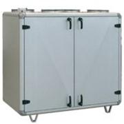 Приточно-вытяжной агрегат с рекуперацией тепла Systemair Topvex 1500R фото