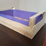 ящики деревянные шпоновые для  фруктов и овощей  фото