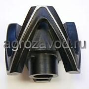 Матрица JGL-60, 6 яч, Треугольник, d76, ш50 фото