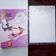 Вафельная бумага для пищевого принтера фото