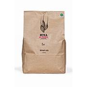 Чёрный хлеб. Органические зерно и мука Мука из спельты цельнозерновая БИО, пакет 5кг фото