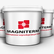 Теплоизоляция жидкая Магнитерм фото