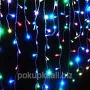 Гирлянда светодиодная Штора LED 350 Мультик фото