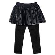 Детская юбка с лосинами, на 3-8 лет 9411 фото