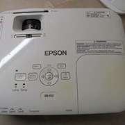 Проектор Epson EB-X12, УТП фото
