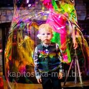 Шоу мыльных пузырей в Могилеве и области фото