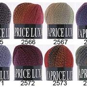 Пряжа для ручного и машинного вязания Vita Caprice Lux фото