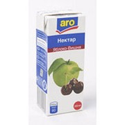 Нектар ARO Яблоко-Вишня, 0.2л (упаковка 6 шт) фото