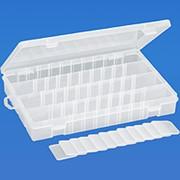 Коробка рыболова Mikado UAC-E002 (27.5 x 18 x 4.3 см.) фото