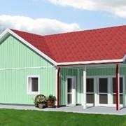 Каркасный дом «ТРОМСО» фото