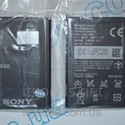 Аккумулятор оригинальный BA600 для Sony Xperia U ST25i 2545 фото