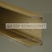 Швеллер ФКС, длина 3050 мм, ширина 101 мм, высота 28,5 мм, толщина 6,3 мм, вес 1,64 кг фото