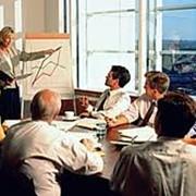 Проведение семинаров, конференций, тренингов фото