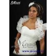 Болеро невесты фото