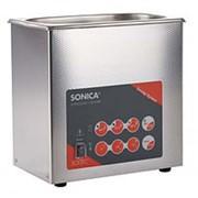 SONICA 2200ETH S3 - ультразвуковая мойка с подогревом и краном для слива жидкости, 3 л | SOLTEC S.R.L. (Италия) фото