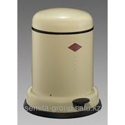 Wesco Мусорный контейнер (8 л), слоновая кость 135131-23 фото