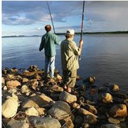 Рыбалка в Круглике Киевской области фото