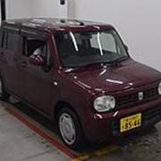 Хэтчбек 2 поколение SUZUKI ALTO LAPIN кузов HE22S гв 2009 пробег 110 тыс км цвет винный фото