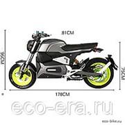 Электромотоцикл Meteor 2 электробайк фото