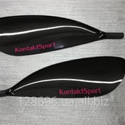 Разборное весло для байдарки форма VI фото