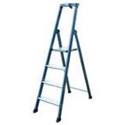 Лестница-стремянка sepro s анодированная фото