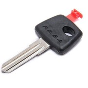 Ключ замка зажигания (обучающий, с чипа) 1118, 2123, 2170, 2190 фото