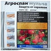 Агроспан-мульча 60 черный(4,2х8) (5) фото