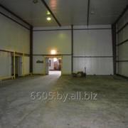 Аренда холодильных помещений и части неотапливаемого склада, услуги по заморозке/охлаждению фото