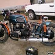 Запасные части к мотоциклам Днепр фото