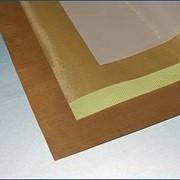 Тефлоновая ткань на клеевой основе (самоклейка) и без клея фото