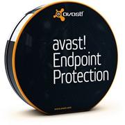 Антивирус avast! Endpoint Protection, 1 год (от 20 до 49 пользователей) (EPN-07-020-12) фото