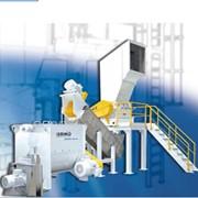 Оборудование Neue Herbold для вторичной переработки пластиковых отходов (на заказ) фото