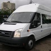 Аренда микроавтобуса в Самаре фото