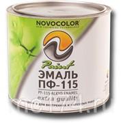 Эмаль краска ПФ 115 (0,9 кг) фото