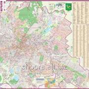 Харьков. План города с каждым домом фото