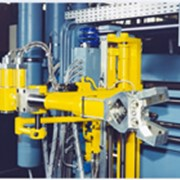 Манипулятор для съема отливок МОД. МАС6,3 фото