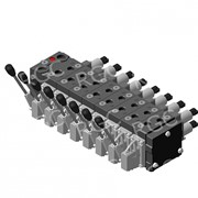Гидрораспределитель пропорциональный PV-4/8S/8 x P0102/2U-01130 LM EPVE 24V/G646 фото