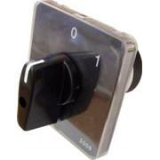 Кулачковый переключатель ПКП Е9 16А/2.823 (1-0 3 полюса) фото