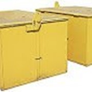 Самораскрывающийся ящик для отходов ТВ-169 фото