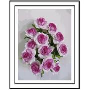 Букеты цветов искусственные Букет 6 фото