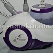 Паровой утюг Hilton HGS 2867 бел/фиолет фото