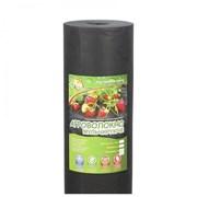 Спанбонд –Агроволокно черного ибелого цвета примен фото