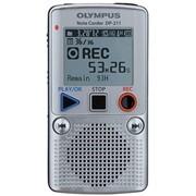 Диктофон OL Diсtophone DP-211-E1-SLV V412111SE000 фото